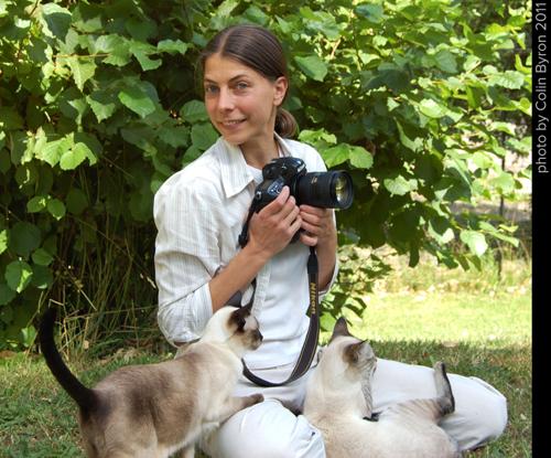 Natascha Wille Feline Nutrition